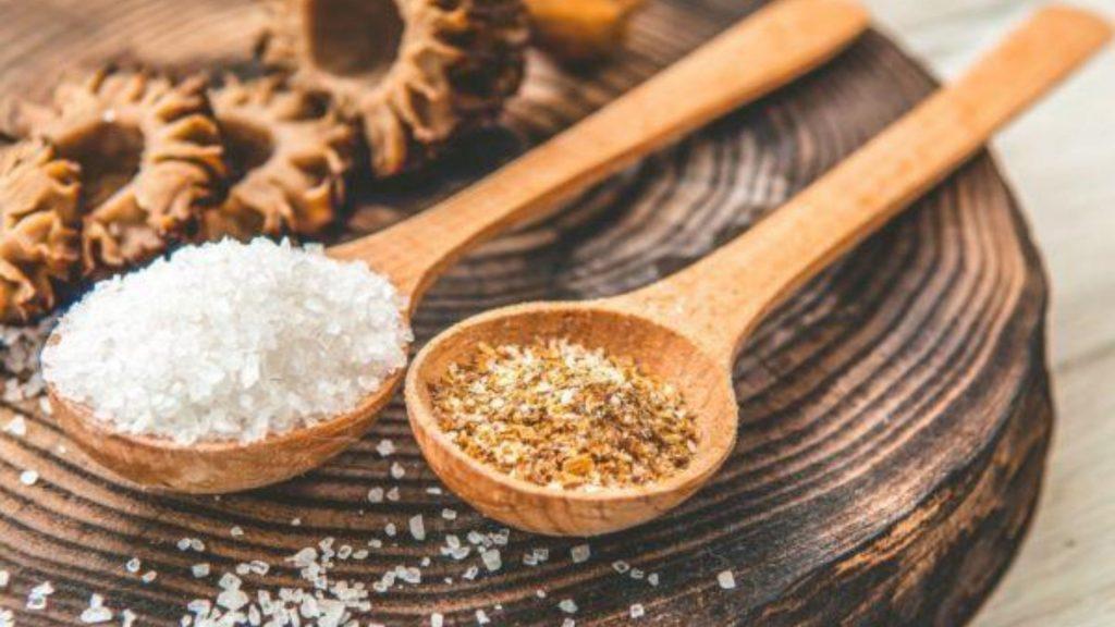Sugar As A Body Scrub