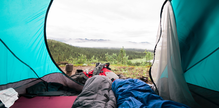 Hack To Pack Bags For Camping