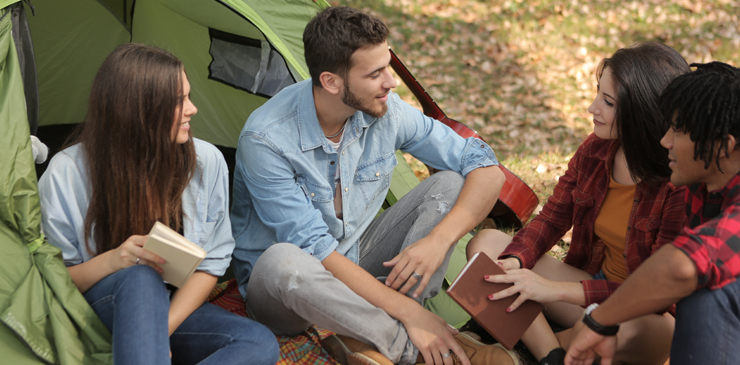 Hacks To Have A Safe Camping Experience