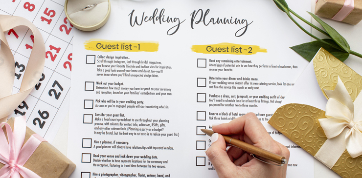 Start Your Guest List