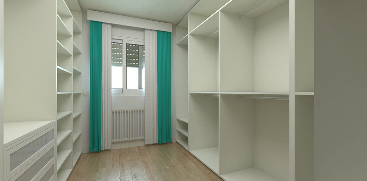 Add Multiples Shelves In Your Closet