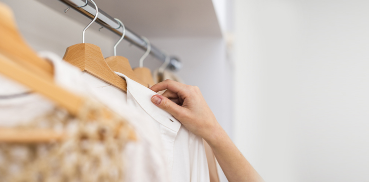 Add On Clothes Rod In The Closet