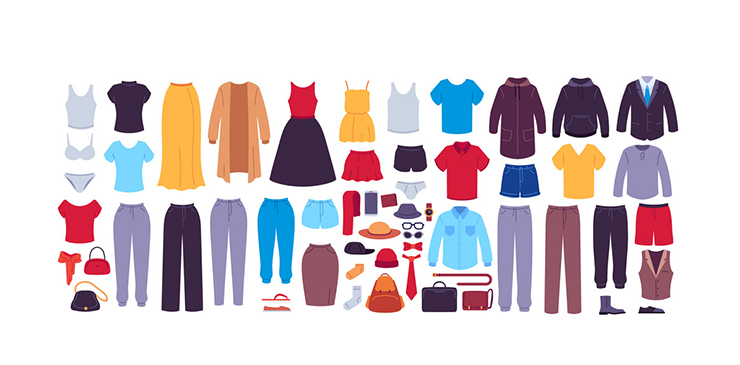 Clothing Personal Items Other Camping Essentials