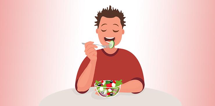 Eat High Protein Breakfast