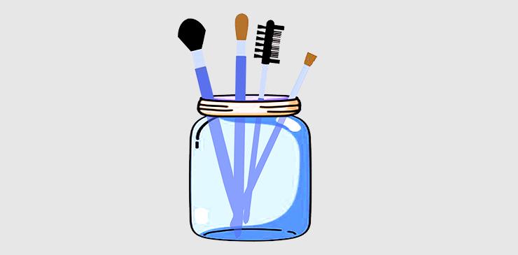 Use Mason Jars