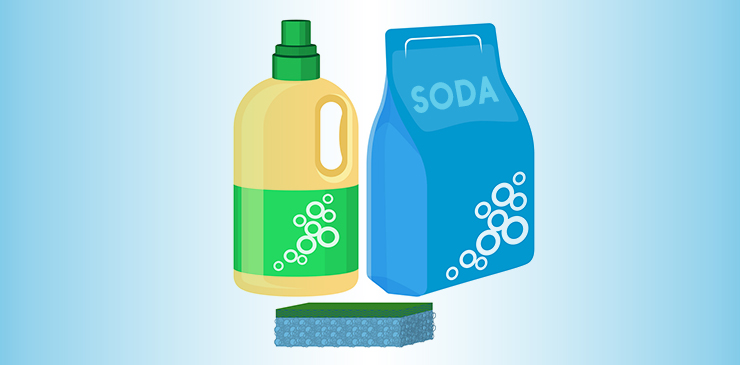 Use Soda Bicarb