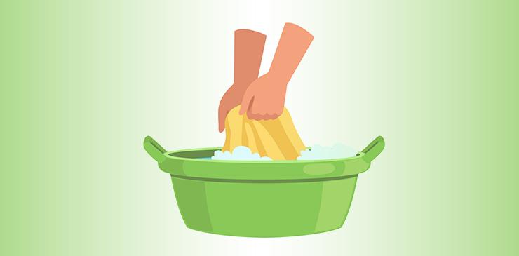 Work Foam With Soap