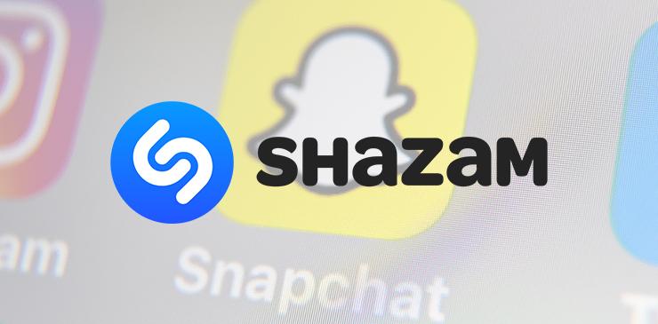 Snapchat Shazam