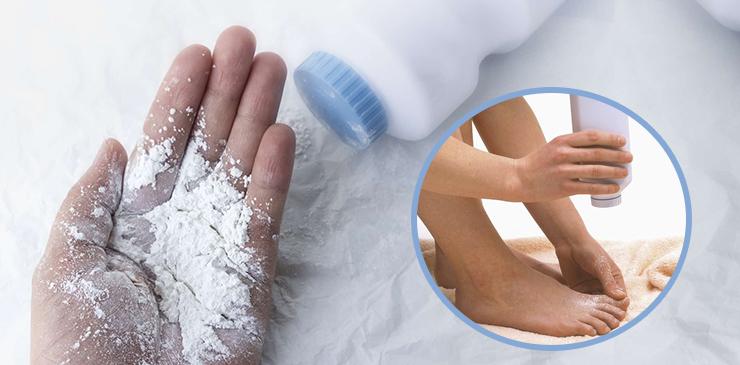 Telcum Powder